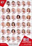 Кандидати за общински съветници на коалиция БСП за България /БСП за България и АБВ/ в гр. Търговище