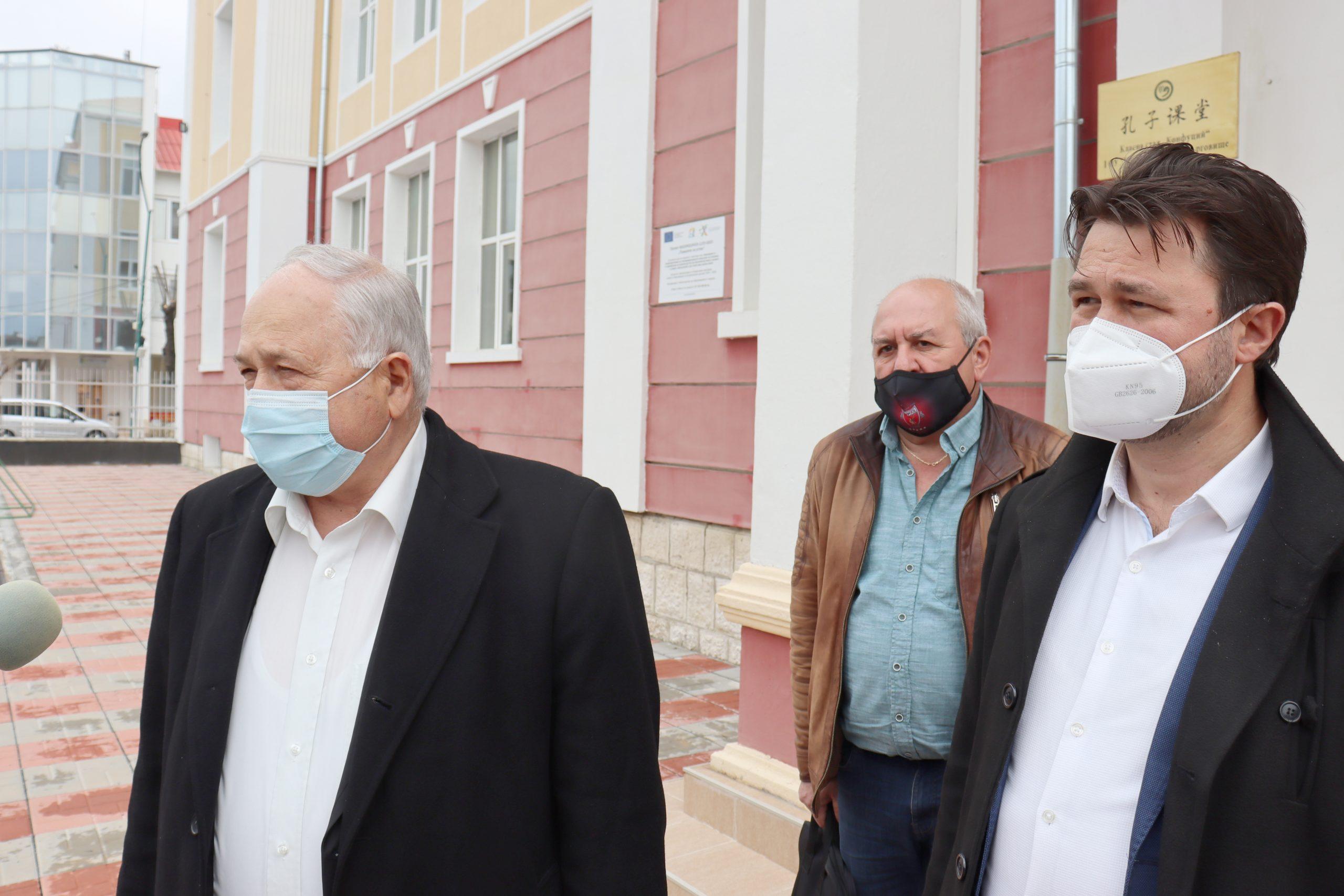 Ген. Кольо Милев: Гласувах за едно по-добро бъдеще на България с грижа за хората