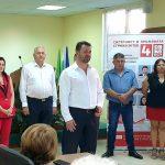 """Кандидатите на """"БСП за България"""" се срещнаха с жители на Антоново"""